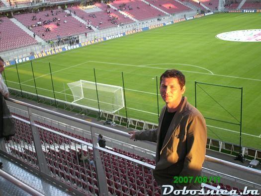 novi stadion u Klagenfurtu
