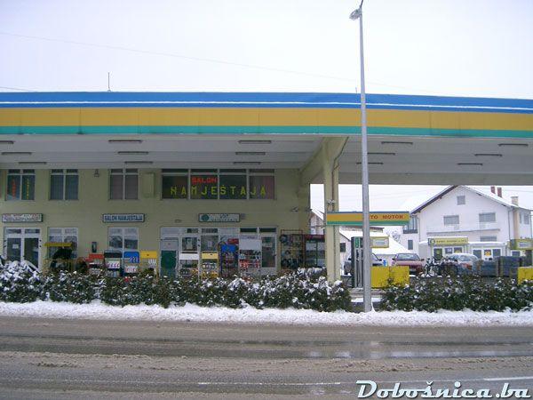 benzinska pumpa