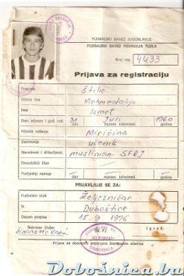 bracina registracija