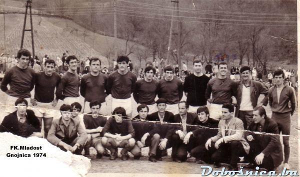 Gnojnica 1974