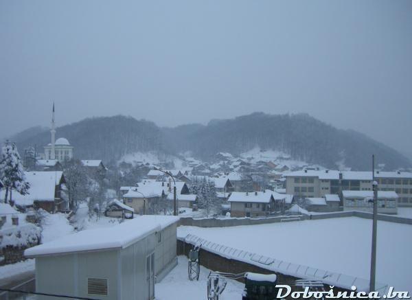 Dobosnica-Zimi