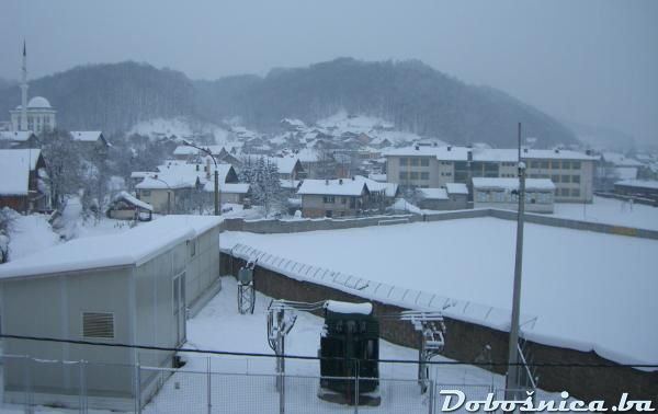 Dobosnica- Zimi
