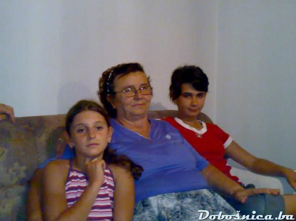 Disa ,Tetka i Amela