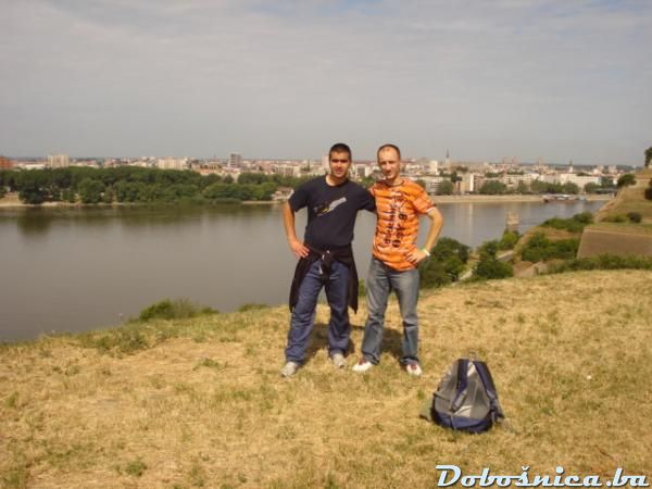 Ikan i Purac - Petrovaradin fortress - EXIT 08