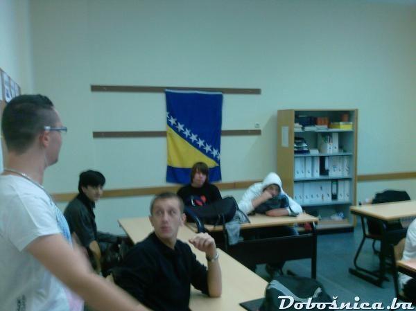 U Skoli predstavljam Bosnu =))