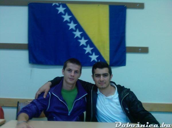 Bosanac i Turcin =))