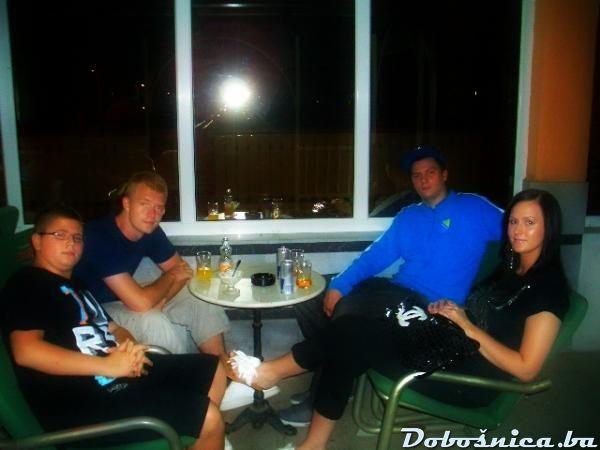 Denis, Alen, Armin i Elvira