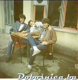 1.5.1986.god. Ispred starog Shopinog kafica