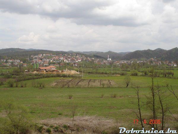 Dobosnica-pogled iz Krtove