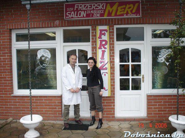 frizerski salon Meri,Zikrija i Mirela