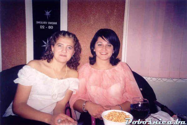 Besima i Dzevida za novu godinu
