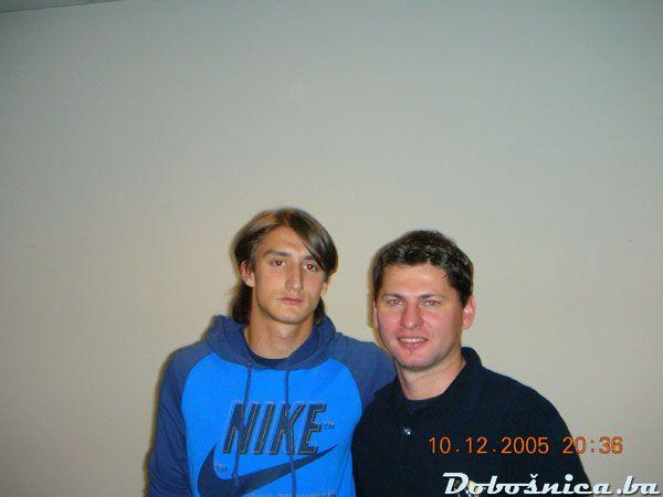 Kucukovic i Diro (BH Legion u posjeti Barbarezu)