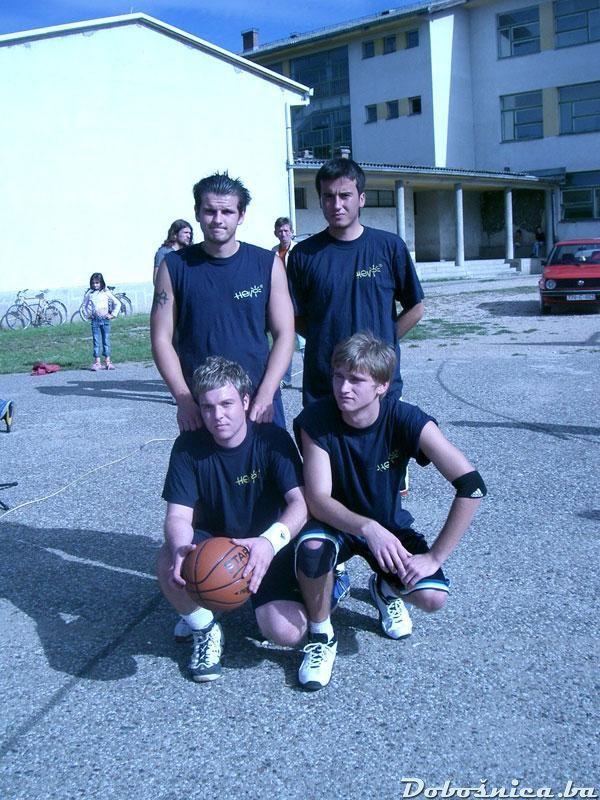 NoName - Streetball team Dobosnica